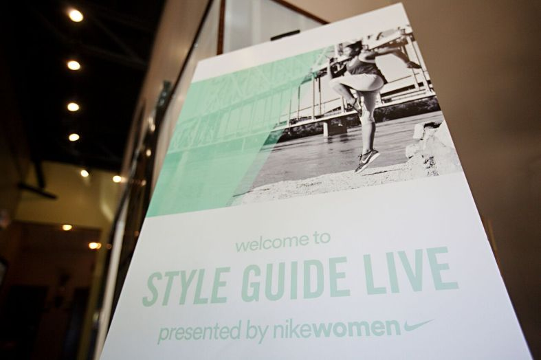 Style Guide Live Poster