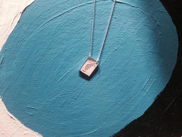 Nike tiffany necklace