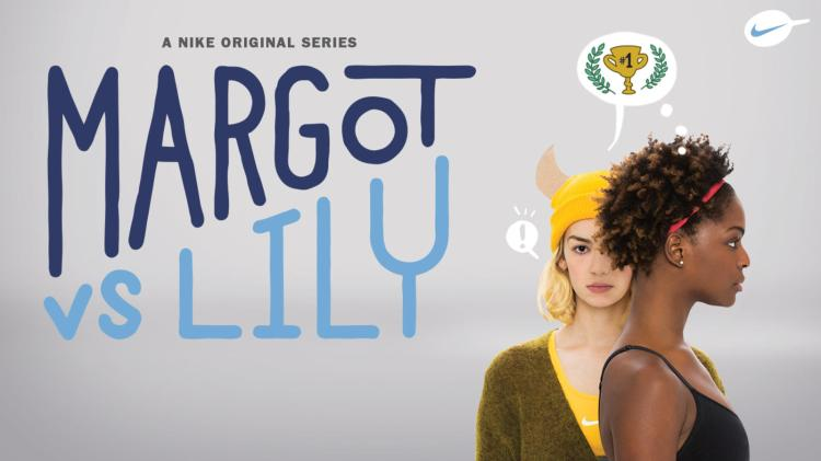 Margot vs Lily Nike