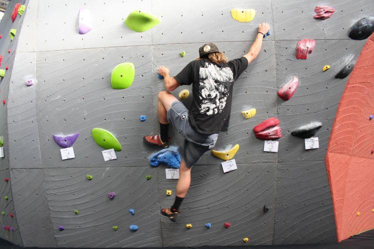 chance climbing