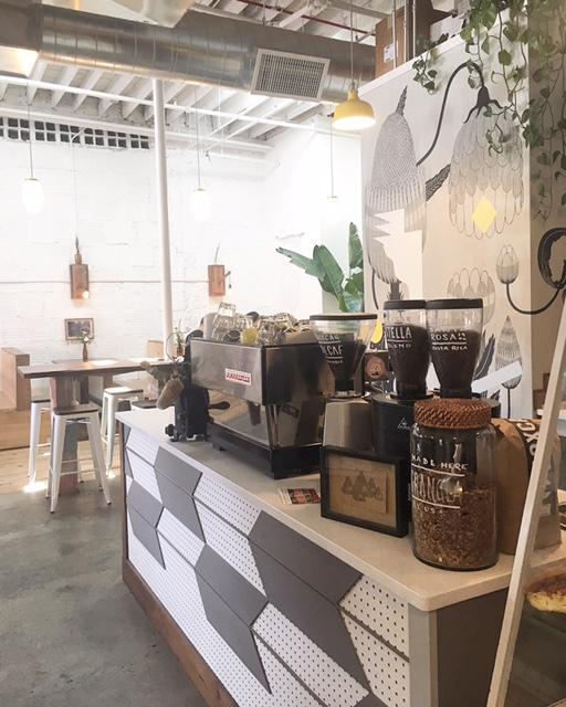 Stowaway coffee